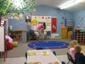 Ainsley's First Day of Preschool 2009 - 3